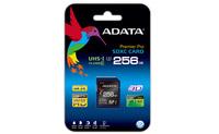 256GB Adata Premier Pro UHS-I U3 SDXC Card (Class 3)