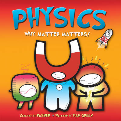 Basher Science: Physics by Dan Green image