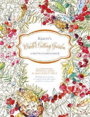 Kristy's Winter Cutting Garden by Kristy Rice