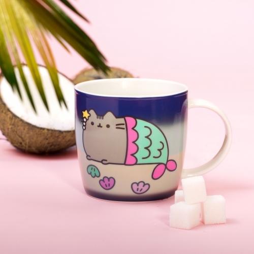 Pusheen the Cat Colour Changing Mug (250 ml)