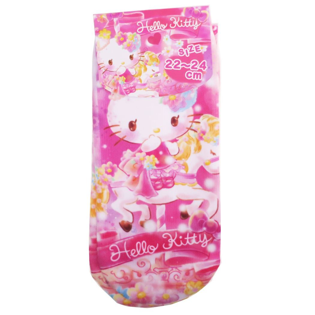32898df41 Hello Kitty - Transcription Socks | Women's | at Mighty Ape NZ