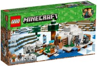 LEGO Minecraft - The Polar Igloo (21142)