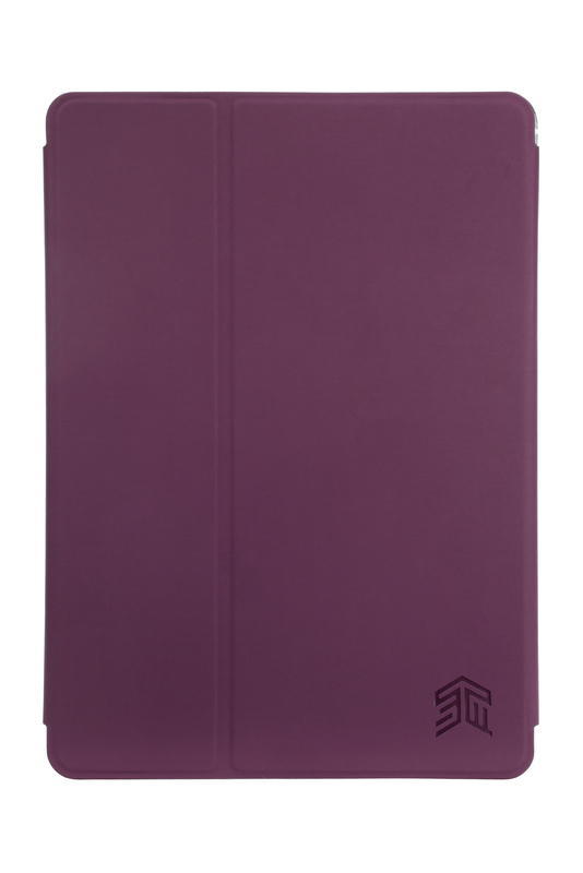 STM: Studio for iPad 5th gen/Pro 9.7/Air 1-2 - Dark Purple