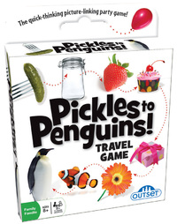 Pickles to Penguins - Travel Game