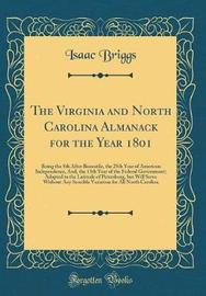 The Virginia and North Carolina Almanack for the Year 1801 by Isaac Briggs image