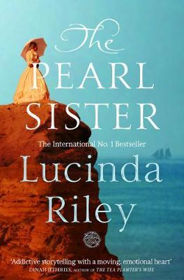 The Pearl Sister by Lucinda Riley image