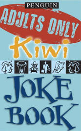 The Penguin Adults Only Kiwi Joke Book image