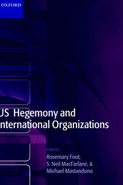 US Hegemony and International Organizations image