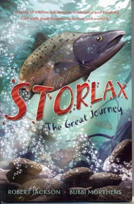 Storlax: The Great Journey by Robert Jackson image