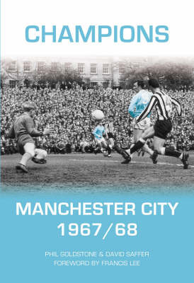Manchester City 1967-1968 by Philip Goldstone image