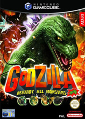 Godzilla: Destroy All Monsters for GameCube