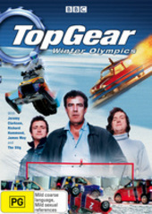 Top Gear - Winter Olympics on DVD