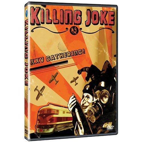 Killing Joke - XXV Gathering! on DVD
