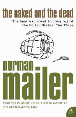 The Naked and the Dead by Norman Mailer image