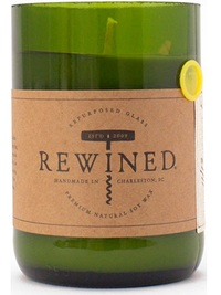Rewined: Pinot Grigio - Scented Candle