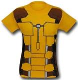 GOTG: Rocket Raccoon Costume T-Shirt - 2XL
