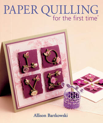Paper Quilling for the First Time by Alli Bartkowski image