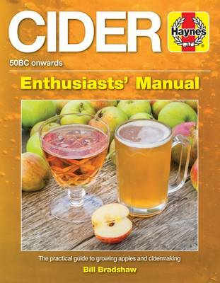 Cider Manual by Bill Bradshaw