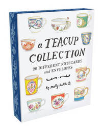 A Teacup Collection Notes (20 Notecards/Envelopes) by Molly Hatch