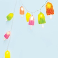 Illuminate String Lights - Ice Blocks