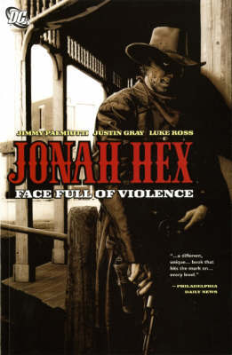 Jonah Hex by Justin Gray