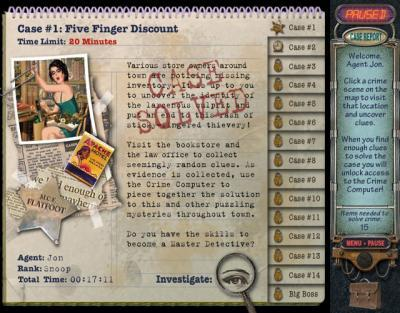 Mystery Case Files: Prime Suspects for PC Games image