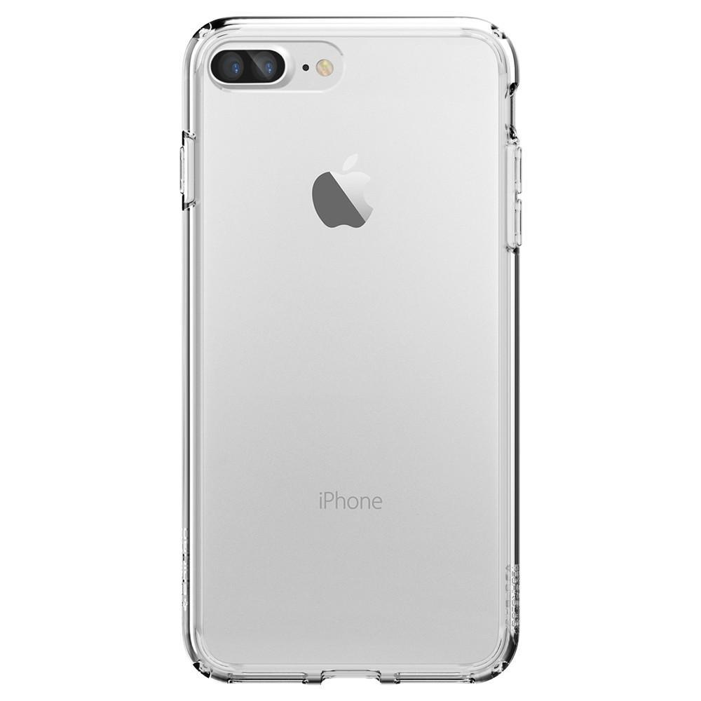 Spigen: iPhone 7 Plus - Ultra Hybrid Case (Crystal Clear) image