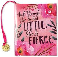 And Though She Be But Little, She Is Fierce (Mini Book) image