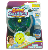 Gazillion Bubbles - Giant Bubble Power Wand (Grey)