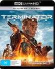 Terminator Genisys on UHD Blu-ray