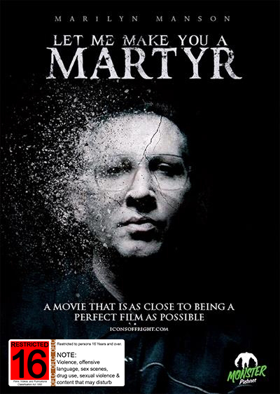 Let Me Make You a Martyr on DVD image