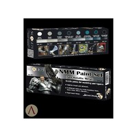 Scale75 Paint Set: Non Metallic Metal Steel