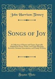 Songs of Joy by John Harrison Tenney image