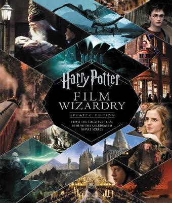 Harry Potter Film Wizardry by Brian Sibley image