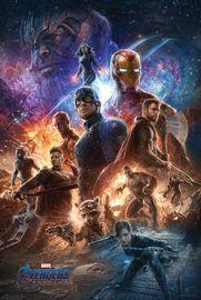 Avengers Endgame Maxi Poster - Cosmos (1017)