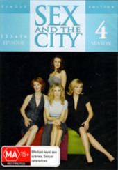 Sex And The City - Season 4 Disc 1 (Single Edition) on DVD