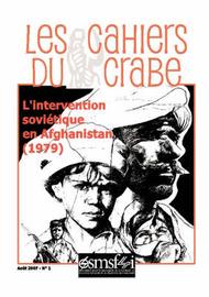 L'intervention Sovietique En Afghanistan (1979) - Les Cahiers Du Crabe image