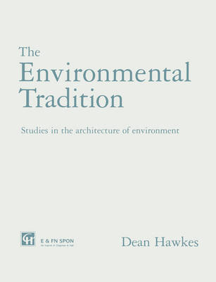 The Environmental Tradition by Dean Hawkes image