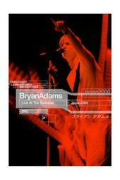Bryan Adams - Live At The Budokan Japan on DVD