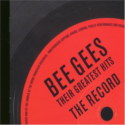 Their Greatest Hits (The Record) by Bee Gees image