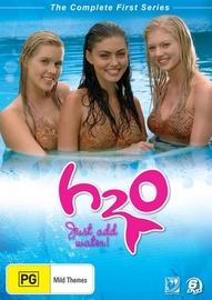H2O: Just Add Water - The Complete Season 1 on DVD