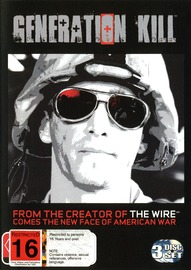 Generation Kill (3 Disc Set) DVD image