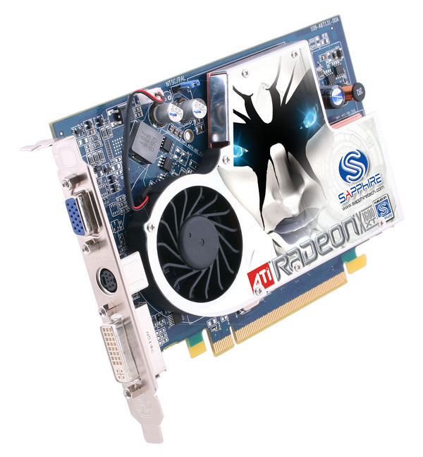 Sapphire Radeon Ultimate X1600XT 256MB PCIE Heatpipe