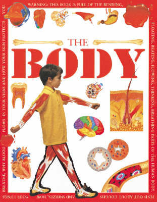 Giant Book of the Body by Anna Sandeman