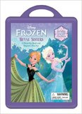 Frozen Book and Magnetic Play Set: A Dress-Up Book and Magnetic Play Set by Disney Book Group