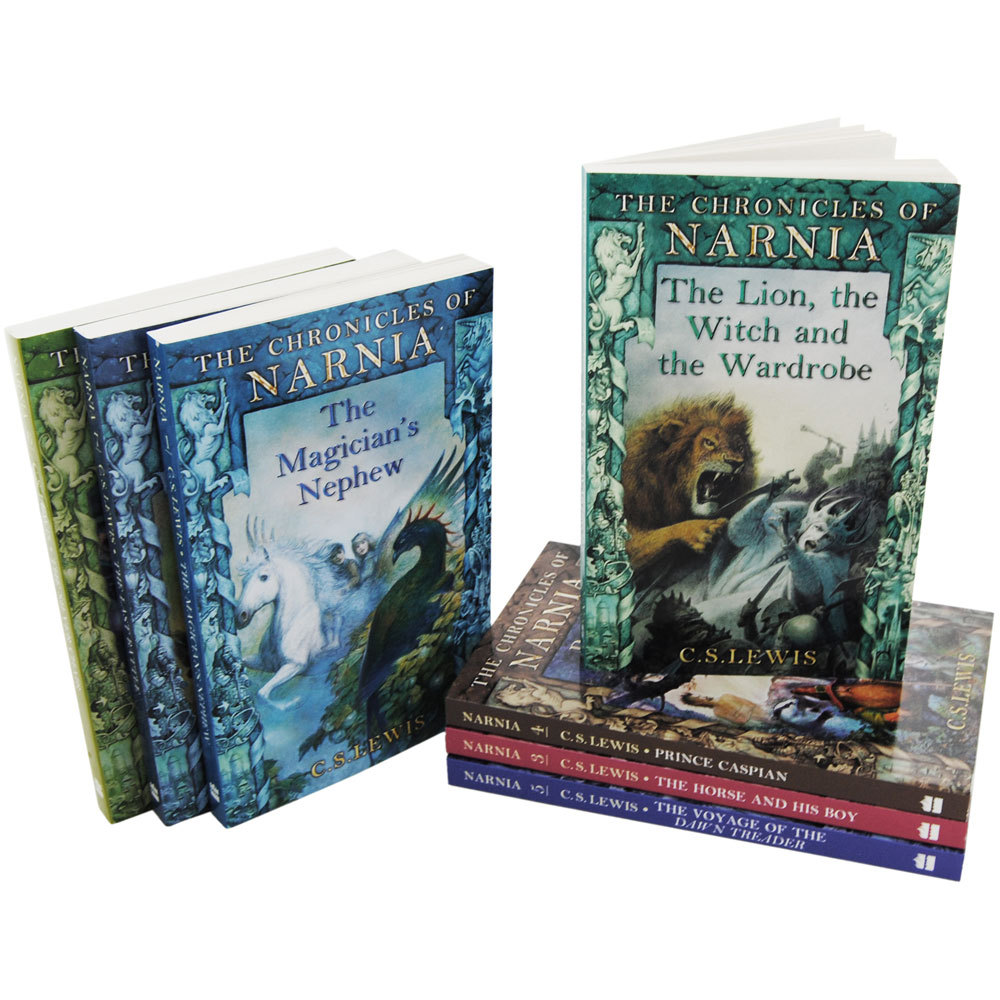 The Chronicles of Narnia (Complete Box Set) by C.S Lewis image