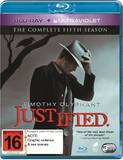 Justified - The Complete Fifth Season (Blu-ray/Ultraviolet) on Blu-ray