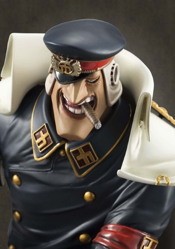 MegaHouse Excellent Model Portrait.Of.Pirates One Piece Series NEO-DX Shiryu