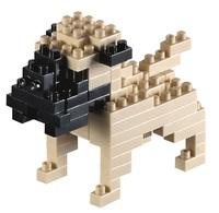 Brixies - Pug Building Set