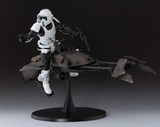 Star Wars: Scout Trooper & Speeder Bike - S.H.Figuarts Figure